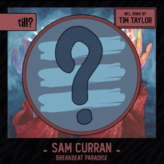 Sam Curran - The Rhythm