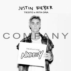 Company - Justin Bieber X Digital Farm Animals (NICEY Bootleg)