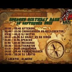 Rave Nation 18 - 9 Almere  Dj Graat Vs Da Virus