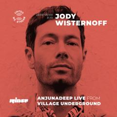 Jody Wisternoff | United We Stream pres. Anjunadeep live from Village Underground - 31 October 2020