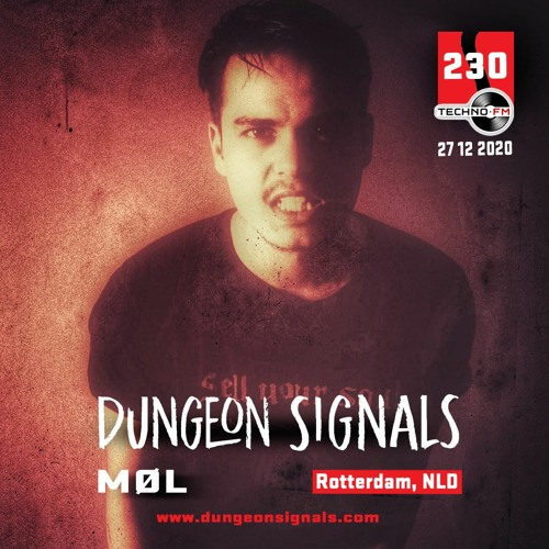 Dungeon Signals Podcast 230 - Møl