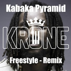 Kabaka Pyramid - Freestyle (Krone Remix Jan 2021)