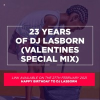 23 YEARS OF DJ LASBORN