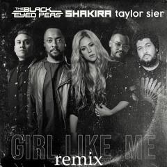 Gilr Like Me (Taylor Sier Bachata Pagodão Remix)