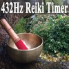 432Hz Reiki Timer - 26 X 1 Minute Tibetan Singing Bowls Bells with Relaxation Birds in a Forest Background