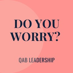 DO YOU WORRY WHAT OTHER PEOPLE THINK?  THEN YOU NEED TO LISTEN TO THIS