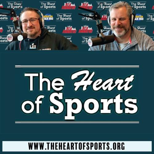 The Heart of Sports w Jason Springer & Jeff Cohen: Ickey Woods & Sam Carchidi