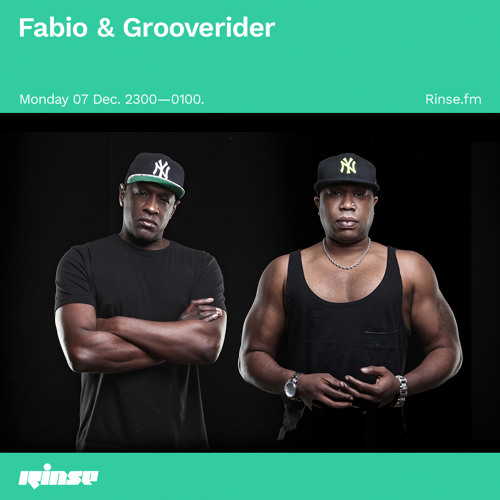 Fabio & Grooverider - Rinse FM (07-12-2020)