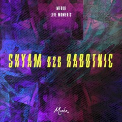 MEOKO Live Moments with Shyam b2b Rabotnic - recorded @ RROOM x Gazgolder, Moscow (15/05/2021)