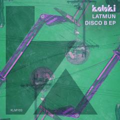 DIsco B EP [Kaluki]