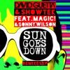 Sun Goes Down (feat. MAGIC! & Sonny Wilson) (Tom & Jame Remix)