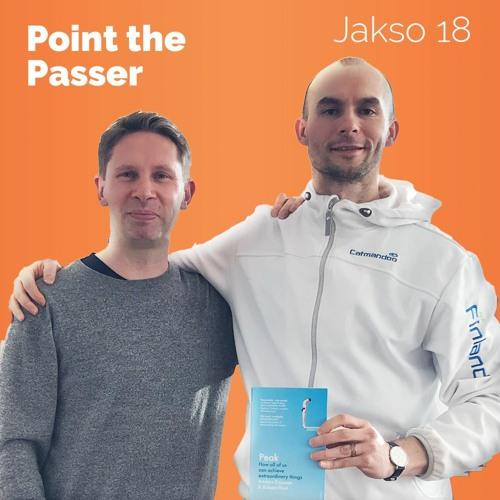"""Point the Passer"" - Jakso 18 | Lauri Hakala"