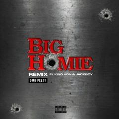Big Homie (Remix)[feat. King Von & Jackboy]