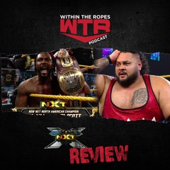 WWE NXT Review | 6/29/21 |