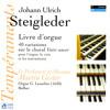 Coral im Discant mit einem Collerierten Bass, 3 Vocum (orgue G. Lesselier, Bolbec)