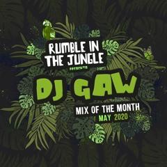 DJ GAW - PROMO MIX MAY 2020