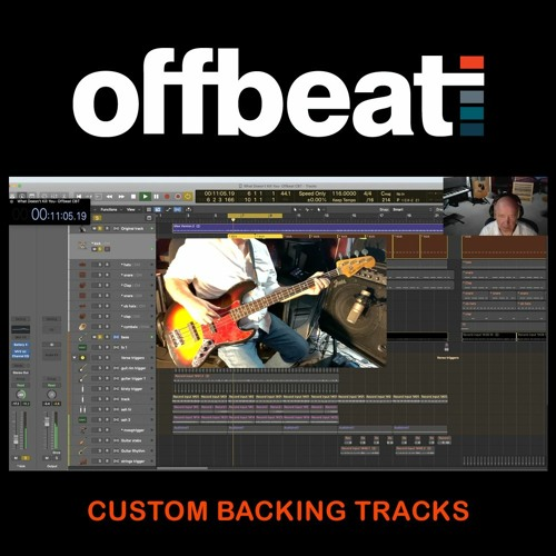 Offbeat Custom Backing Tracks