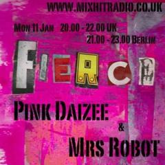 MRS ROBOT Mix for Fierce Collective Jan 21