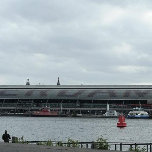 June 9 - Ferry - Buiksloterwegveer