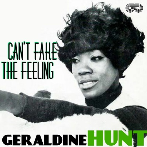 Geraldine Hunt - Can't Fake The Feeling (Pacheco Remix)PROMO