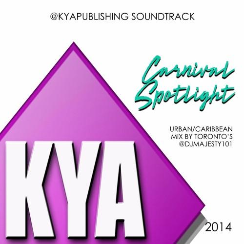 Kya Publishing's CARNIVAL SPOTLIGHT Soca Soundtrack by DJ Majesty (2014)