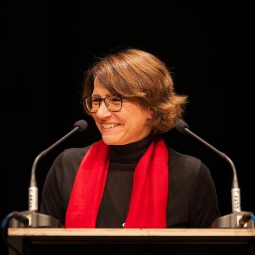 """María do Mar Castro Varela - Vortrag im Rahmen des Festivals """"Risk & Resilience"""""""