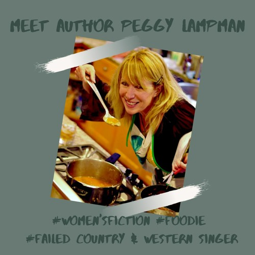 Tell Me Your Secrets ep 2: Off the Page with Author Peggy Lampman