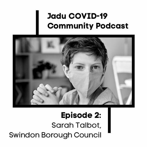Episode 2: Sarah Talbot, Swindon Borough Council - INNOVATION