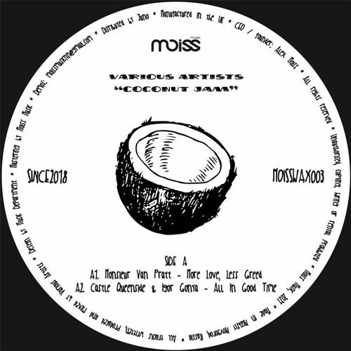 MOISSWAX003 Various Artists - Coconut Jam (Vinyl Only)