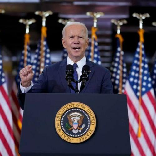 Biden's Infrastructure Plan: Harold Meyerson; Covid & Big Pharma: Gregg Gonsalves; TV: Ella Taylor