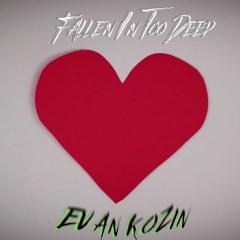 Fallen In Too Deep (melodic emotional piano & guitar trap beat)