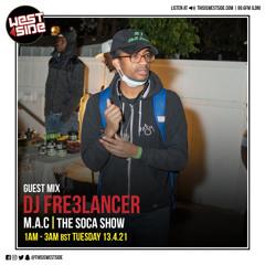 #TheSocaShow - Episode 24 [Feat. DJ FrE3lancer]
