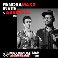 PANORAMAXX invite ABSTRAAL 012