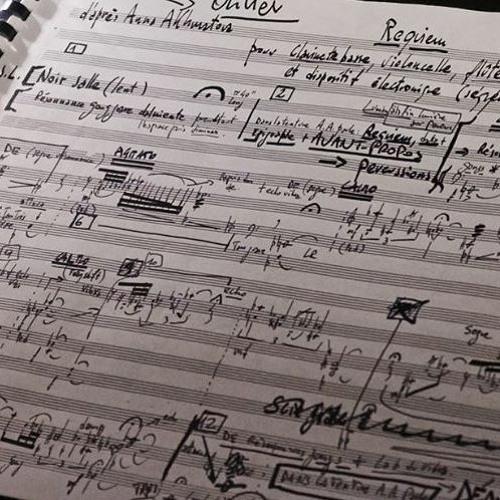 Requiem D'après Anna Akhmatova