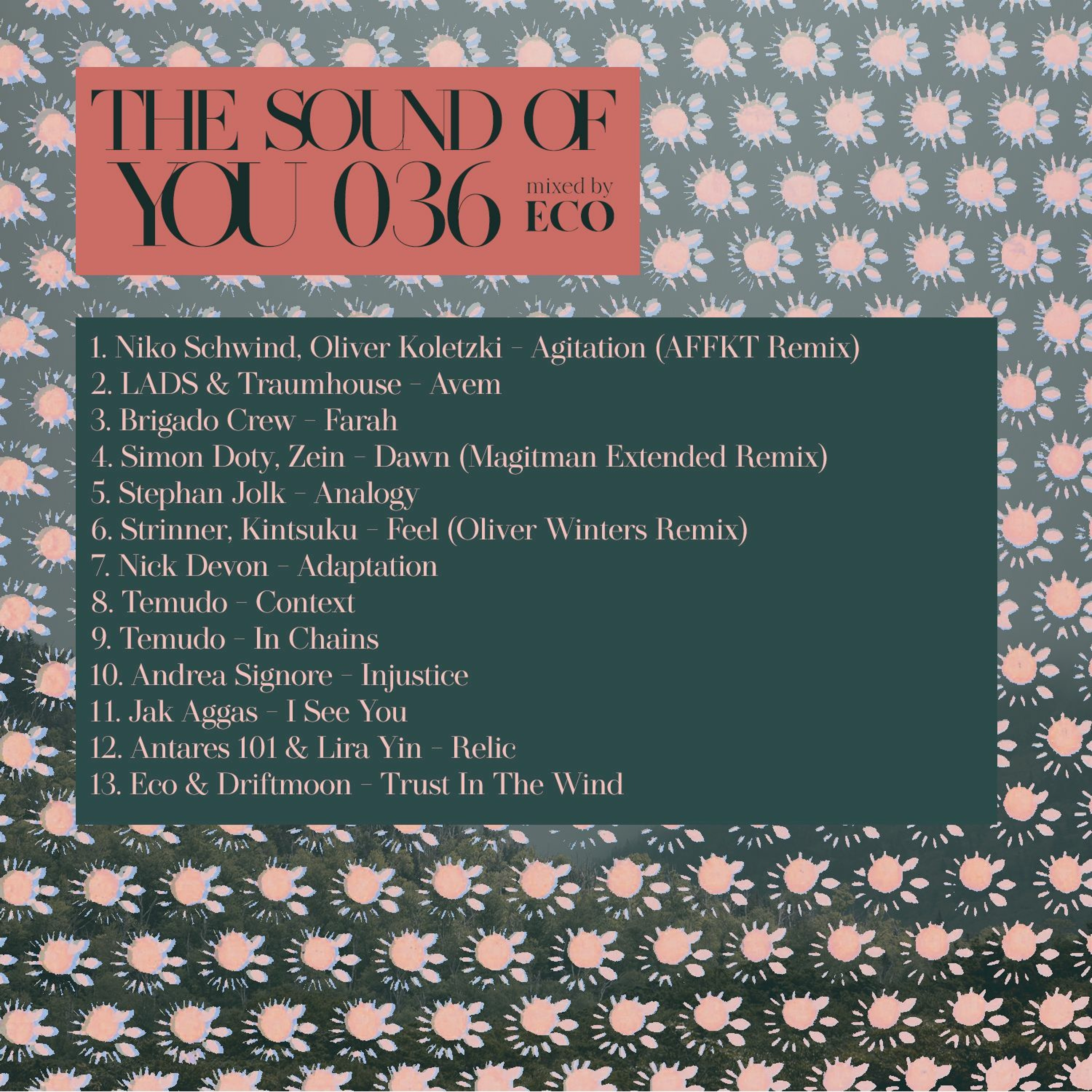 The Sound of You 036