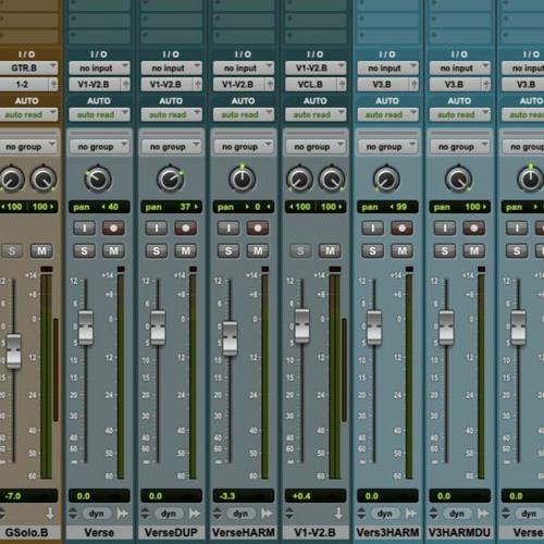 Audio Engineering Demo Reel