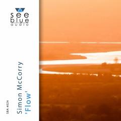 'Flow 03' (extract) - Simon McCorry (See Blue Audio SBA #024)