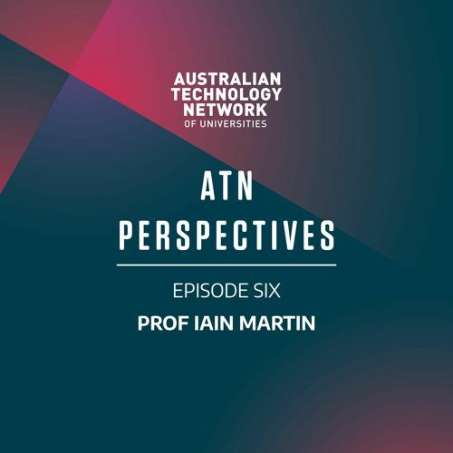 Episode Six - Prof Iain Martin