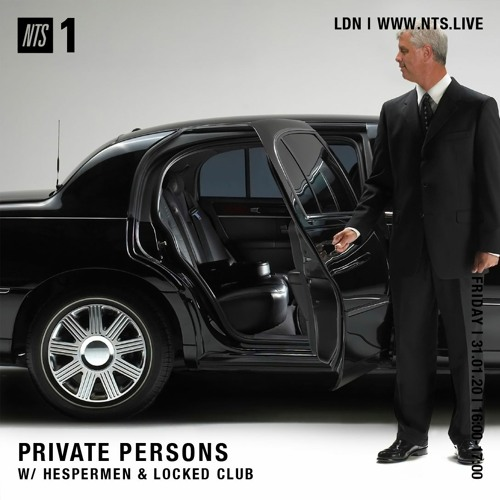 PRIVATE PERSONS x NTS