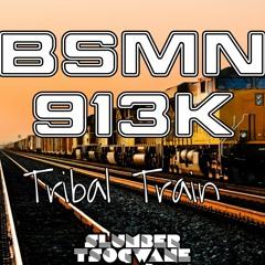 BSMN 913K x Slumber Tsogwane -Tribal Train