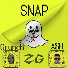 GRUNCH X A$H - SNAP