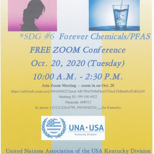 Truth To Power | Teena Halbig, Sheron Lear, Satchel Walton | PFAS Forever Chemicals | 10-11-20
