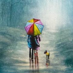 Misty Dream (with rain)