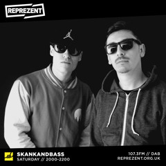 Skankandbass on Reprezent - 030 - Jam Thieves Guest Mix