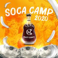 Soca Camp 2020 Artwork