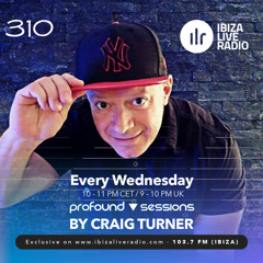 Profound Sessions 310 - Craig Turner (Aired 21-10-21)