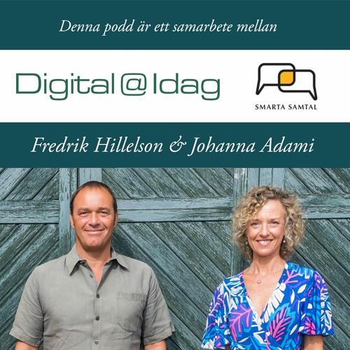Digital@Idag I Smarta samtal #13 Recept för rekordsnabb omställning