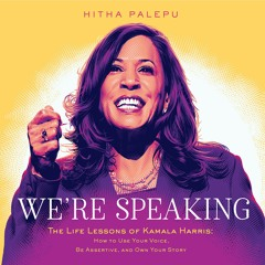 We're Speaking by Hitha Palepu Read by Author - Audiobook Excerpt