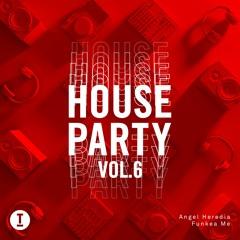 Angel Heredia - Funkea Me (Extended Mix)