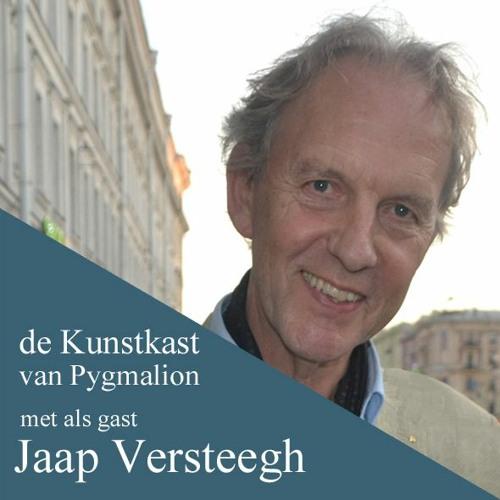 De beeldend kunstenaar, kunsthistoricus en kunsthandelaar, Jaap Versteegh